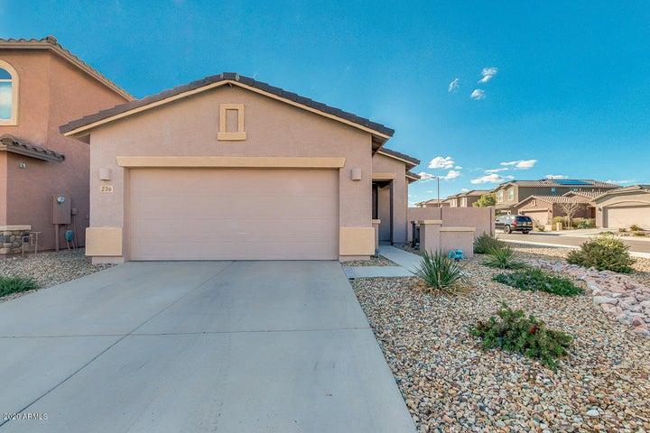 236 N 198TH Drive, Buckeye, AZ 85326