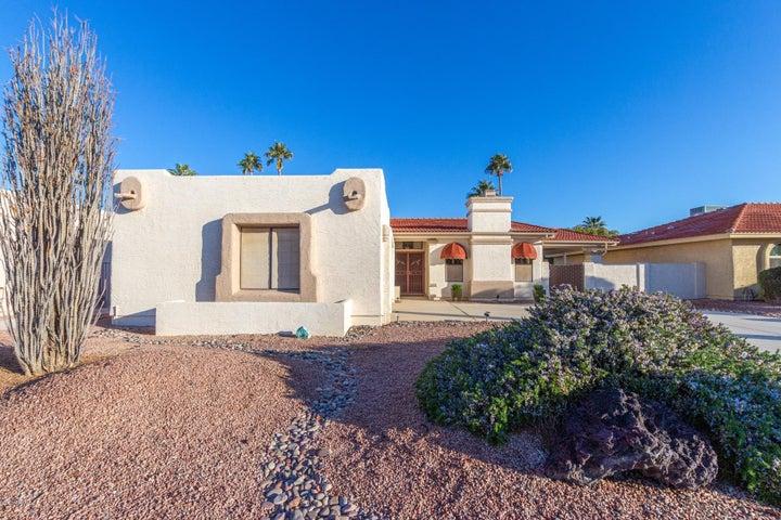 10406 E CHESTNUT Drive, Sun Lakes, AZ 85248