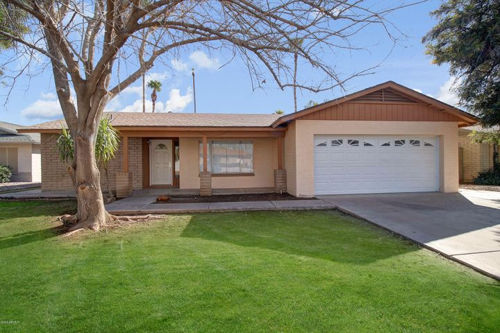 4719 W BERYL Avenue, Glendale, AZ 85302