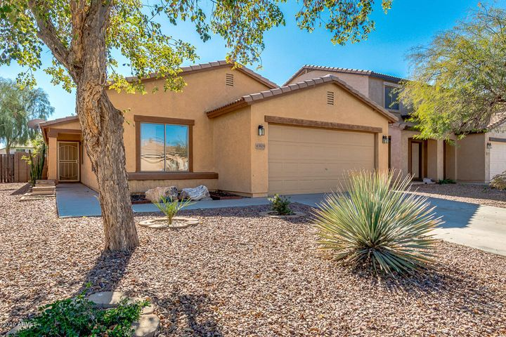 43809 W SAGEBRUSH Trail, Maricopa, AZ 85138