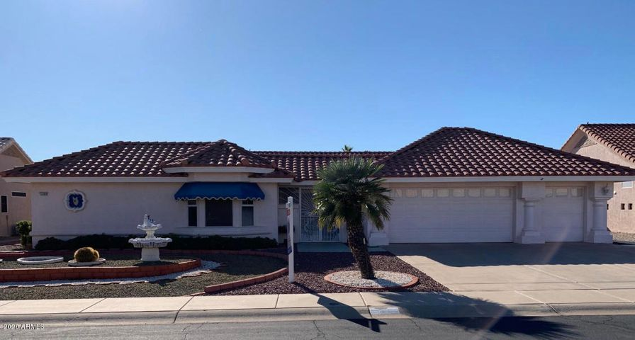 14709 W SENTINEL Drive, Sun City West, AZ 85375