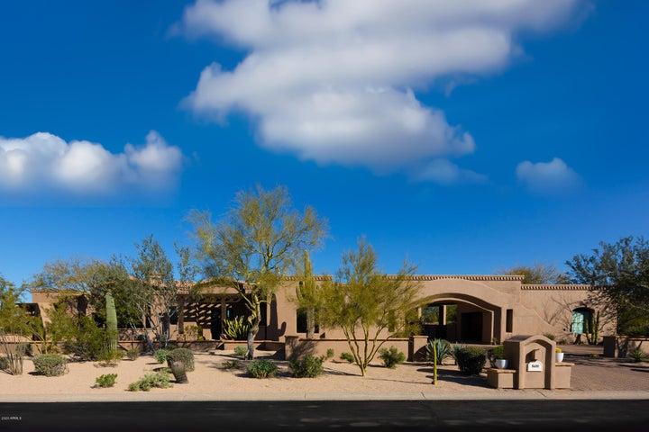 8600 E Overlook Drive, Scottsdale, AZ 85255