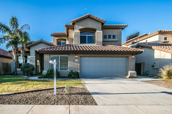 6813 W IVANHOE Street, Chandler, AZ 85226