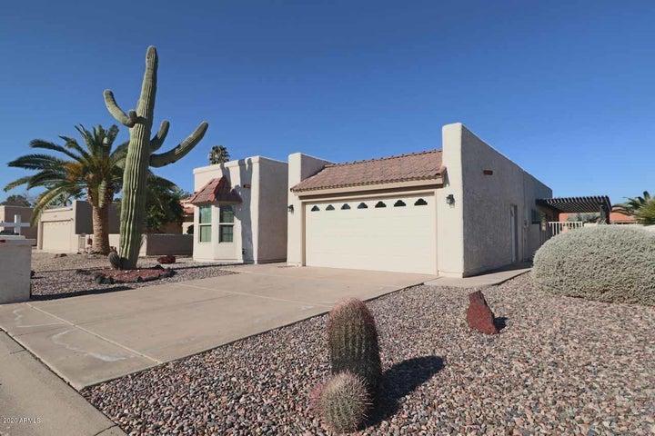 26006 S DARTFORD Drive, Sun Lakes, AZ 85248