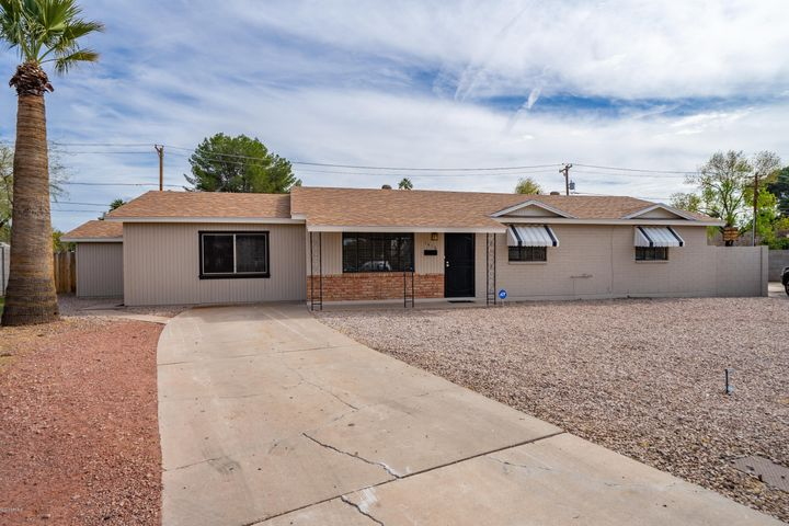 1416 E DON CARLOS Avenue, Tempe, AZ 85281