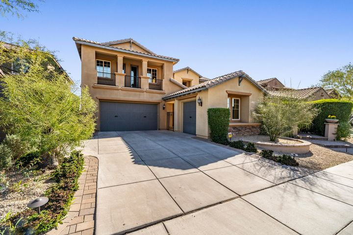 From stunning curb appeal to beautiful upgrades, this home is a must see!