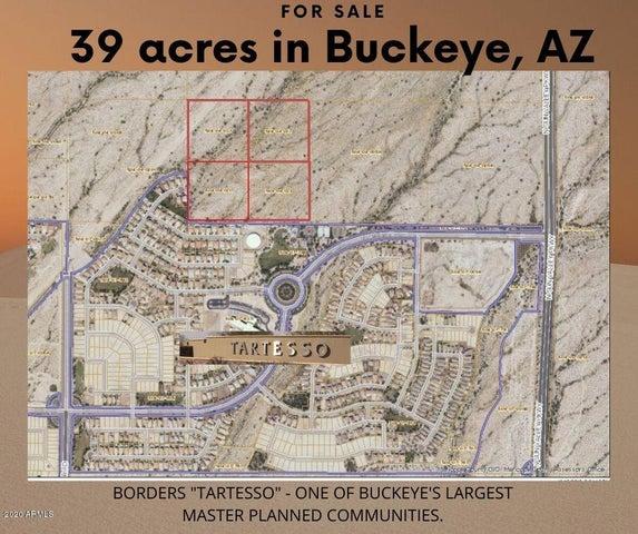 0 Vacant Land, -, Buckeye, AZ 85326