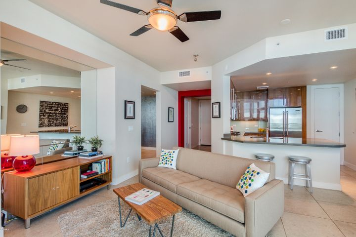 Designer Condo at Bridgeview on Tempe Town Lake