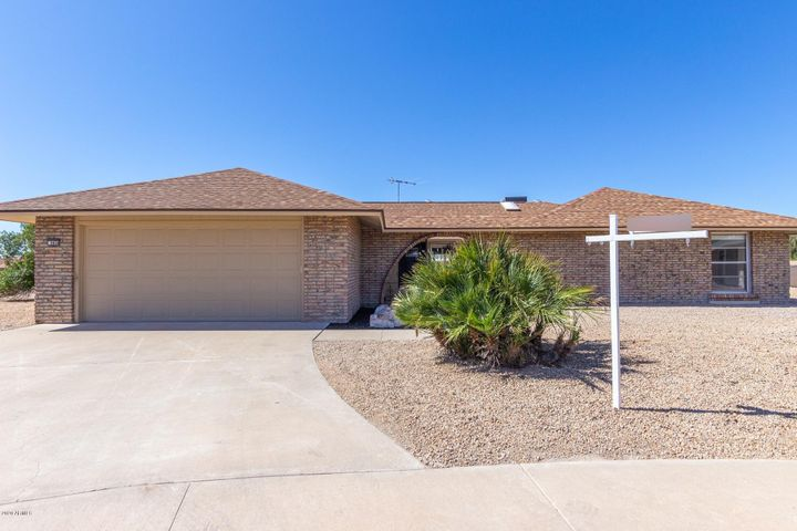 9930 W WILLOW CREEK Circle, Sun City, AZ 85373