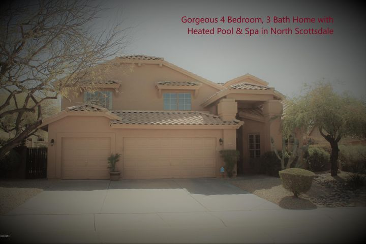 4 Bedroom Scottsdale Home