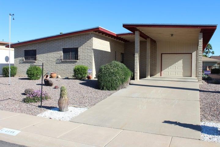 2245 N Middlecoff Drive, Mesa, AZ 85215