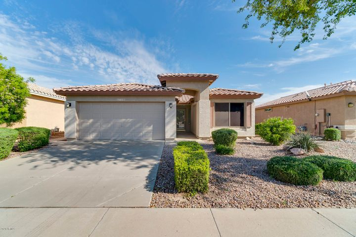 Curb Appeal to the max in this easy care home!
