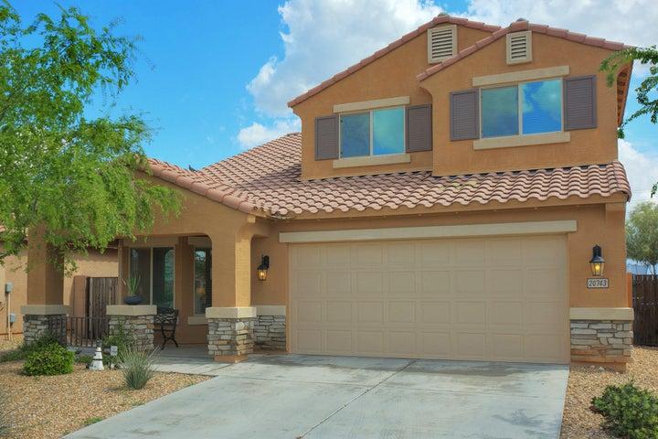 20743 N Grantham Road, Maricopa, AZ 85138