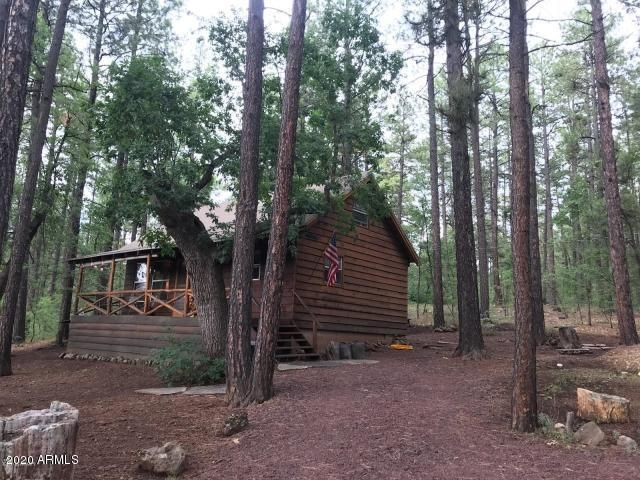 2478 SUNFLOWER Drive, Pinetop, AZ 85935