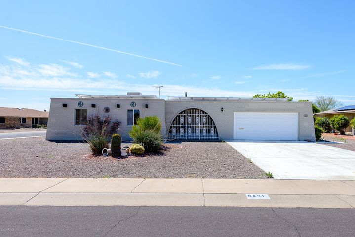 9431 W HUTTON Drive, Sun City, AZ 85351