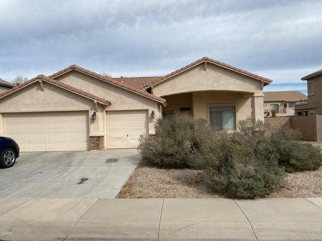 43252 W KRAMER Lane, Maricopa, AZ 85138