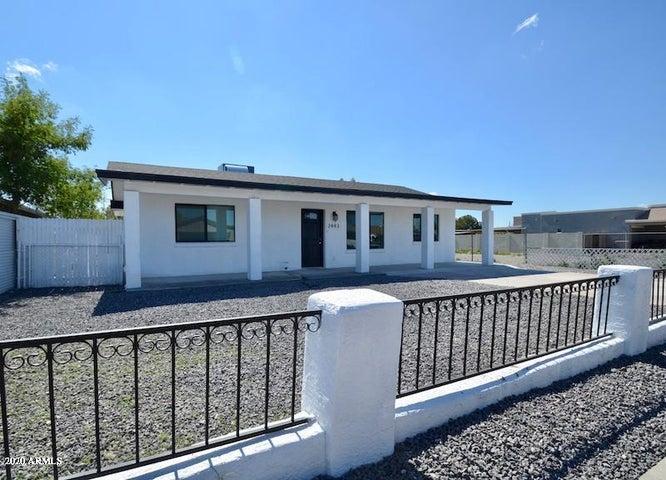2443 E DON CARLOS Avenue, Tempe, AZ 85281