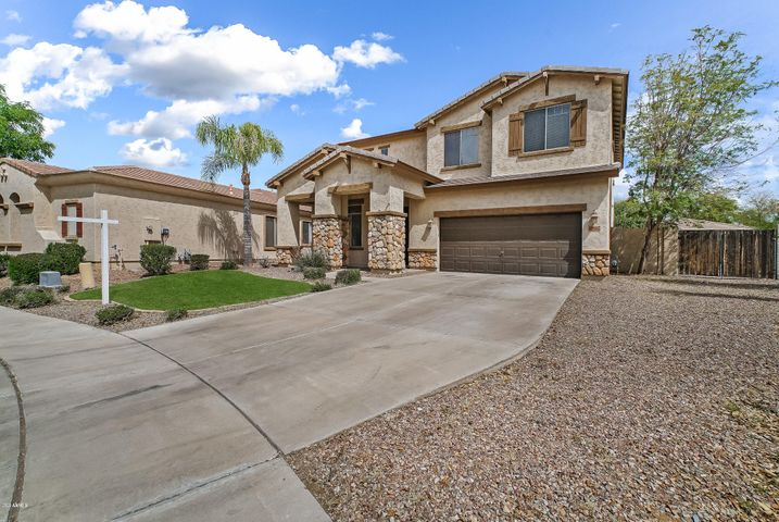 4575 S MAVERICK Court, Gilbert, AZ 85297
