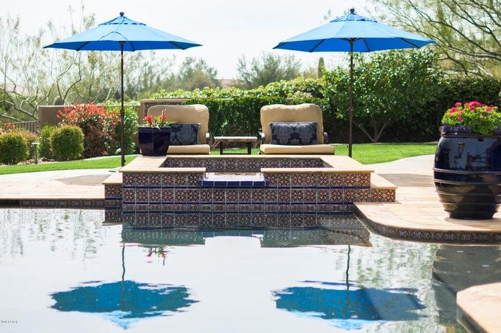 Enjoy poolside living year round in Arizona.