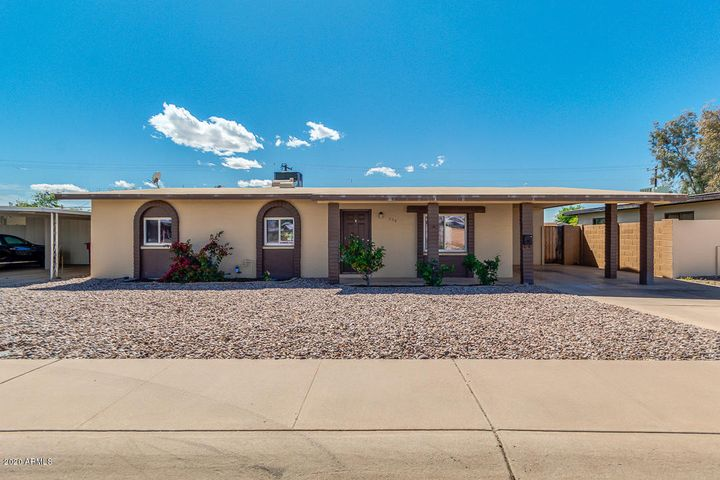 726 N 78TH Street, Scottsdale, AZ 85257