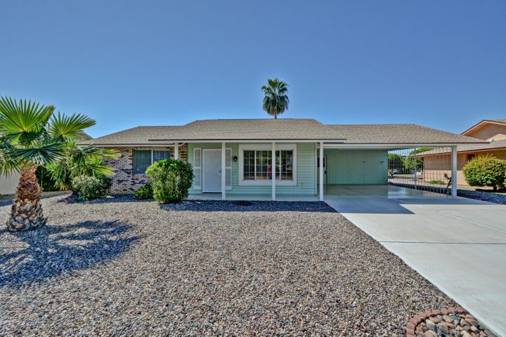 9515 W HITCHING POST Drive, Sun City, AZ 85373