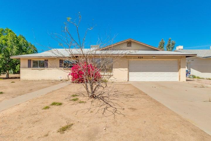 424 E RIVIERA Drive, Tempe, AZ 85282