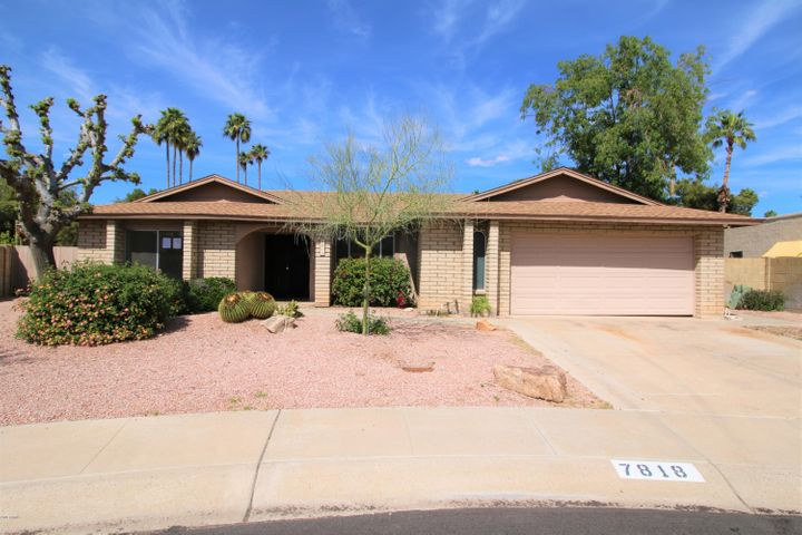 7818 E VIA SONRISA Place, Scottsdale, AZ 85258