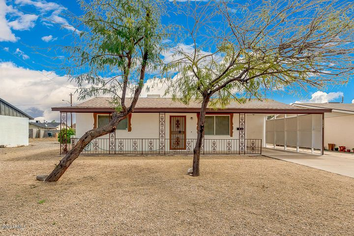 12845 N 112TH Avenue, Youngtown, AZ 85363