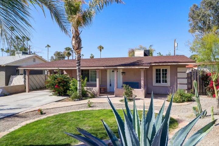 2010 E DON CARLOS Avenue, Tempe, AZ 85281