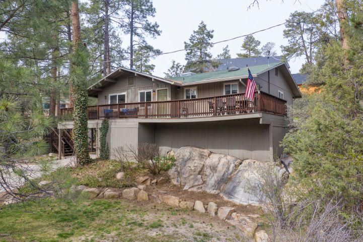 Get away cabin or full time home in the Pines of Prescott.