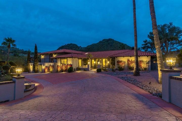 7242 N BLACK ROCK Trail, Paradise Valley, AZ 85253