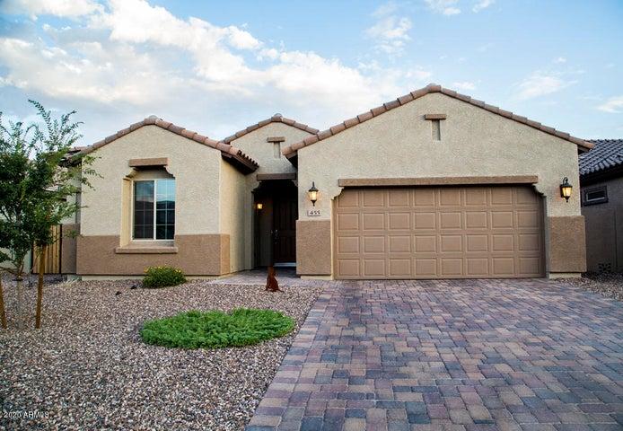 455 E CASTLE ROCK Road, San Tan Valley, AZ 85143