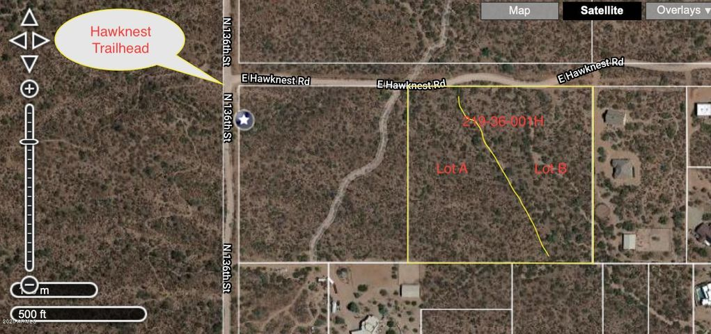 136XX E Hawknest Road, A, Scottsdale, AZ 85262