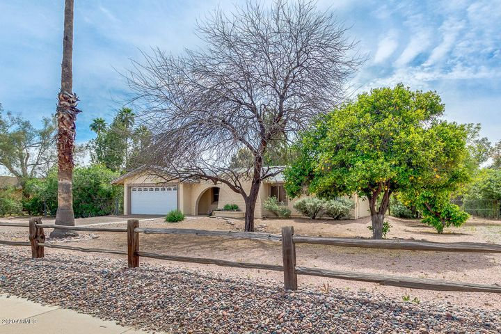 5325 E THUNDERBIRD Road, Scottsdale, AZ 85254