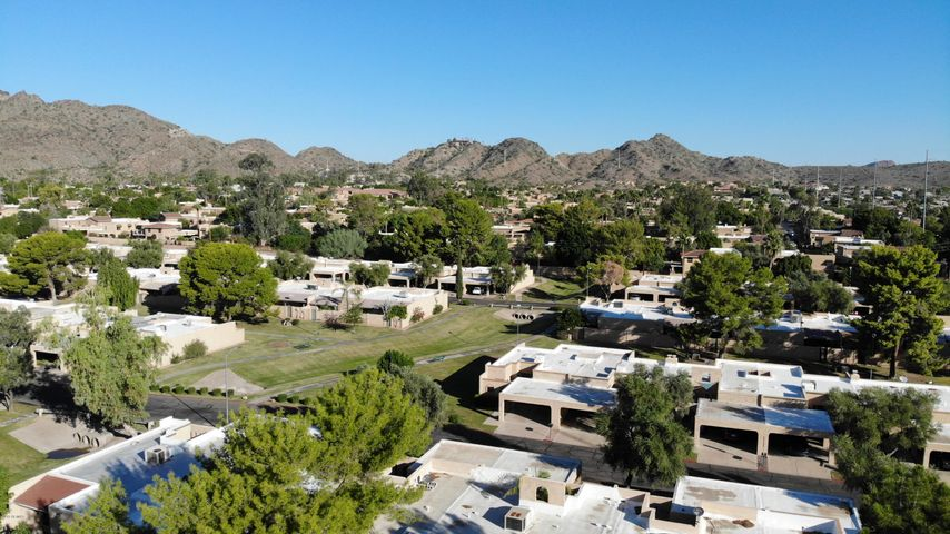 Centrally located and surrounded by mountain views!