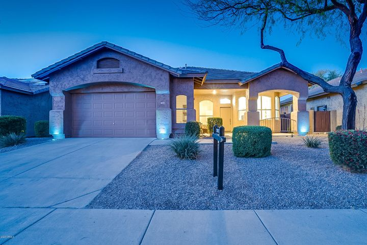 7360 E Overlook Drive, Scottsdale, AZ 85255