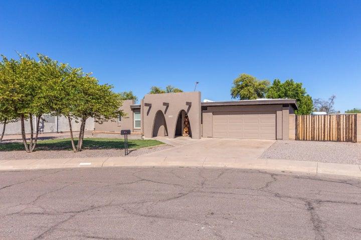 3123 S HANSEN Circle, Tempe, AZ 85282