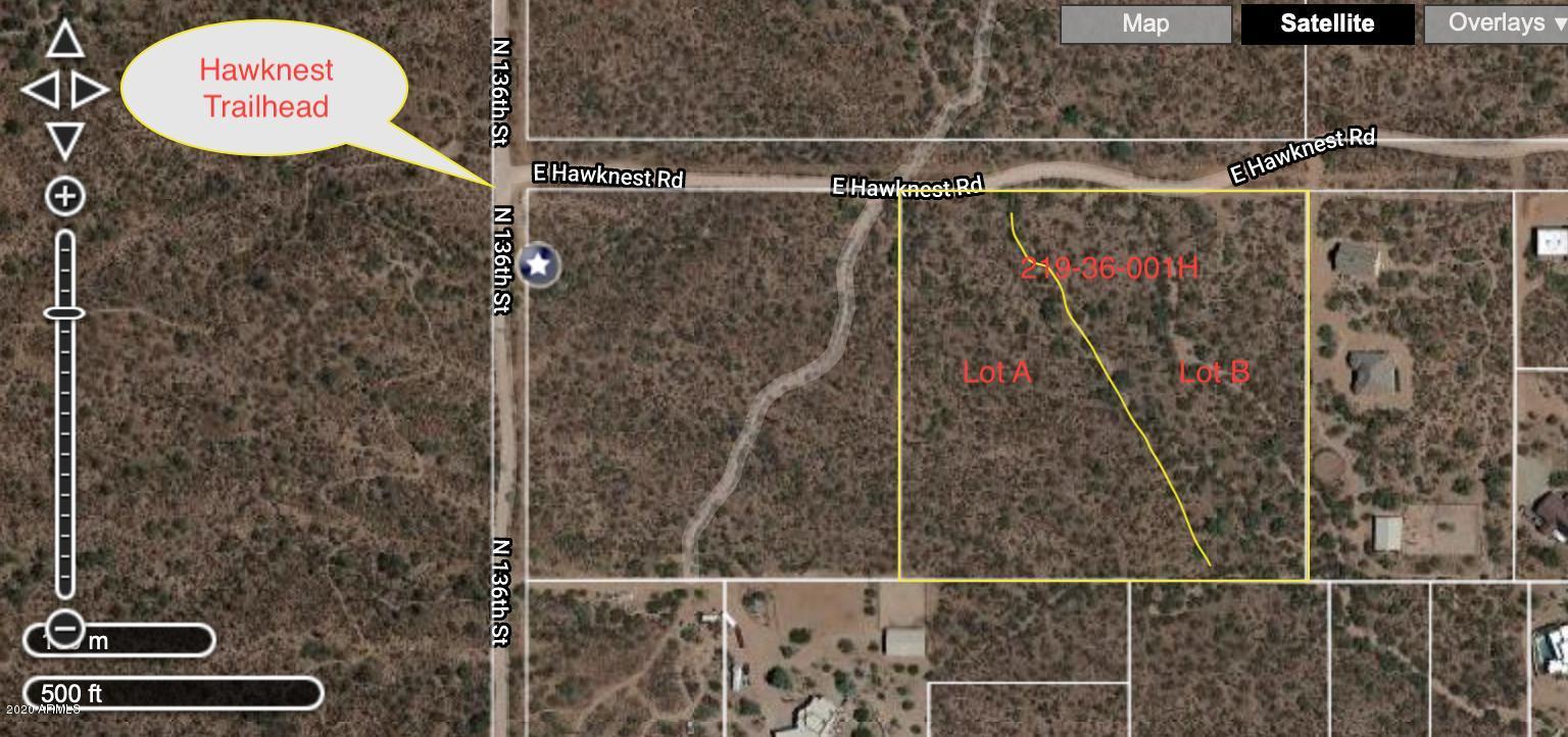 136XX E Hawknest Road, B, Scottsdale, AZ 85262