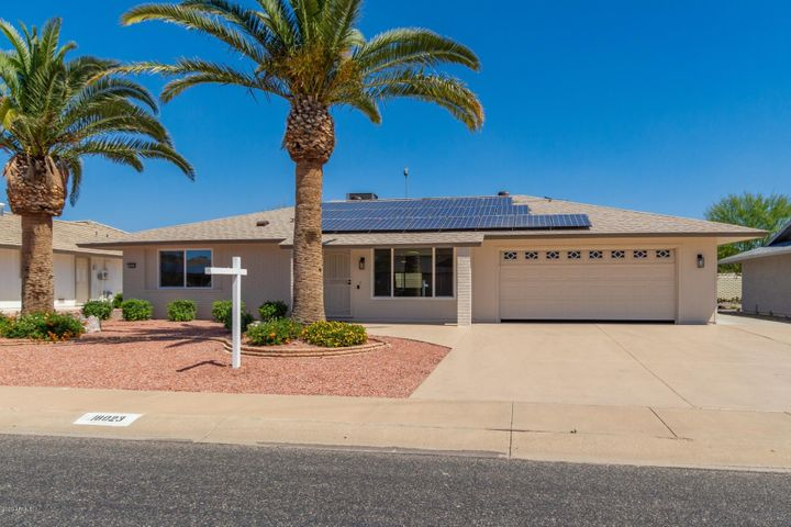 18023 N 132ND Avenue, Sun City West, AZ 85375