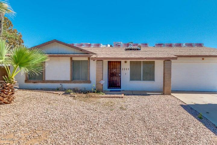 2249 S EMERSON, Mesa, AZ 85210