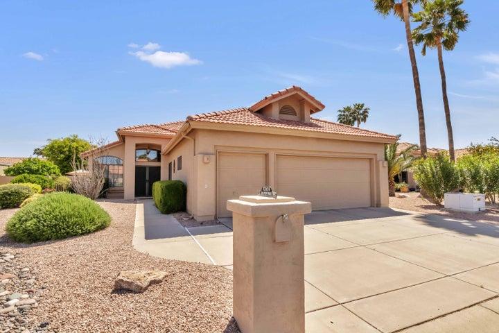 10909 E SILVERTREE Drive, Sun Lakes, AZ 85248