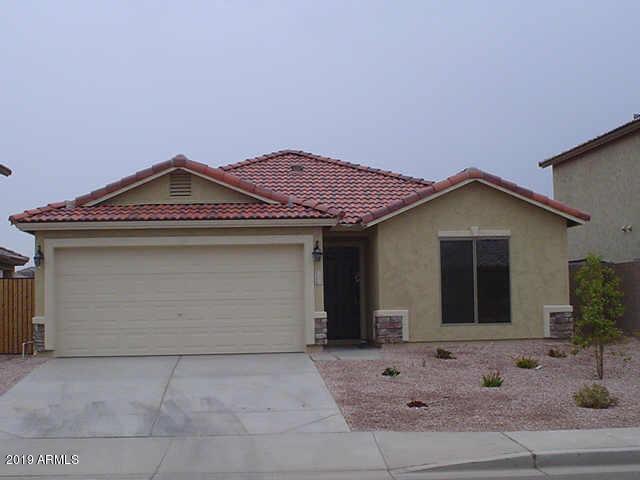 25176 W CRANSTON Place, Buckeye, AZ 85326