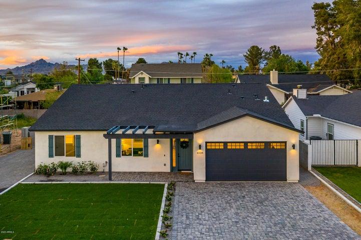 4038 E INDIANOLA Avenue, Phoenix, AZ 85018