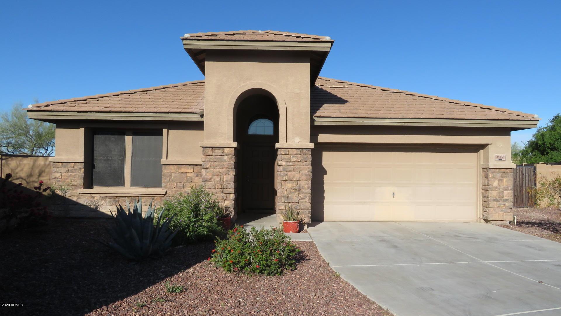 1142 S 220TH Drive, Buckeye, AZ 85326