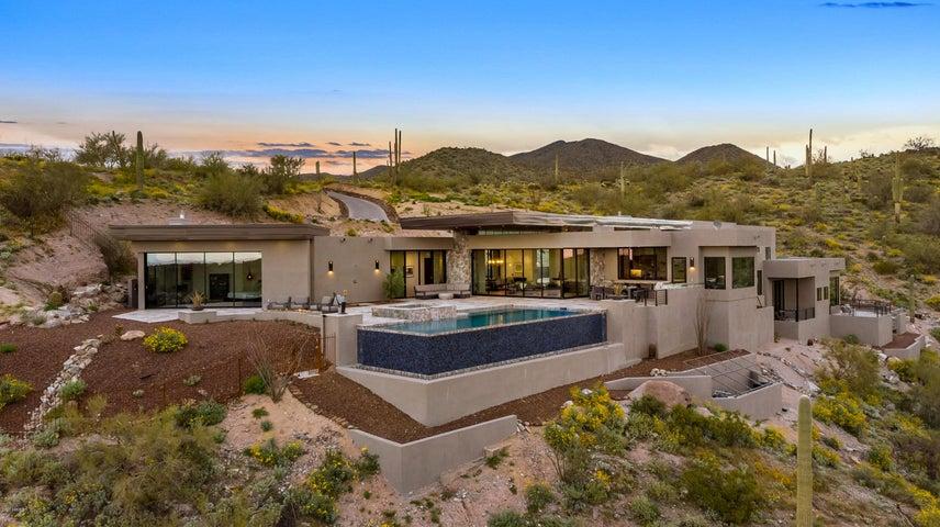 39897 N Father Kino Trail, Carefree, AZ 85377
