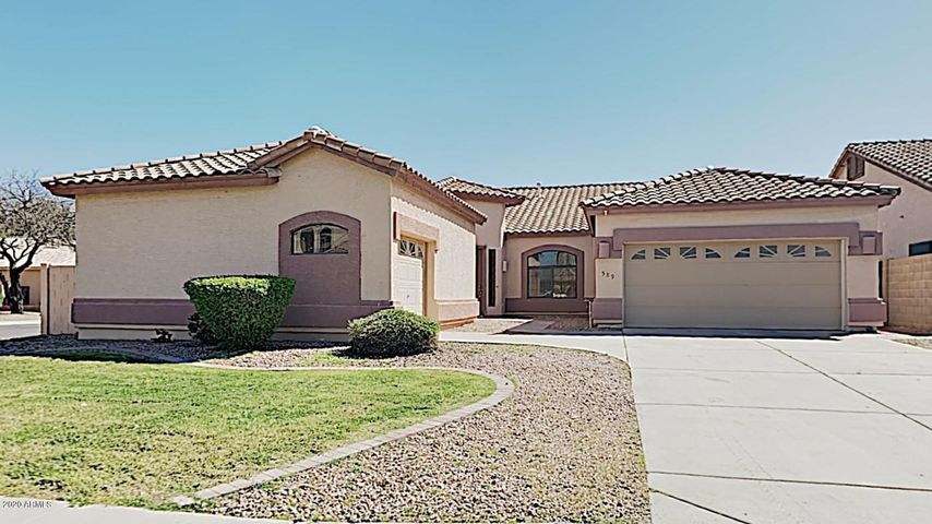 589 E GAIL Drive, Gilbert, AZ 85296