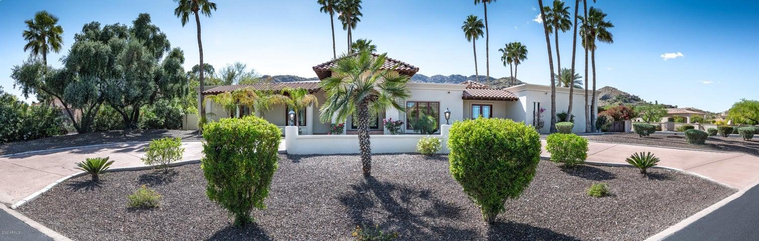 7832 N RIDGEVIEW Drive, Paradise Valley, AZ 85253