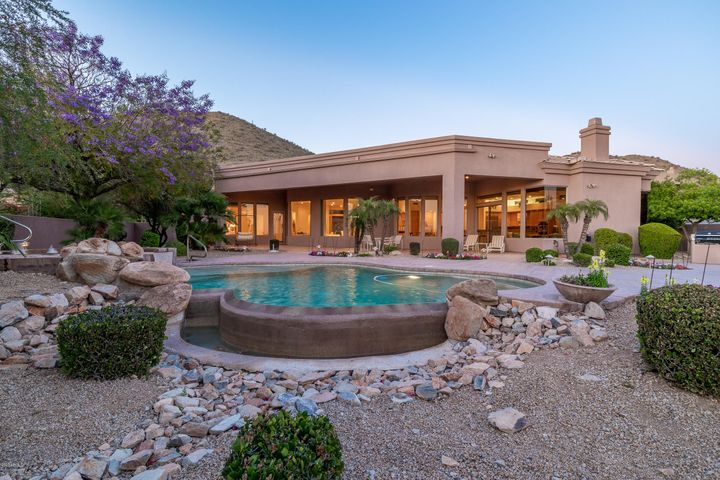 11879 E DESERT TRAIL Road, Scottsdale, AZ 85259