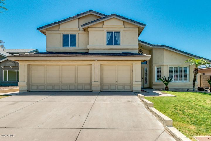 4041 W CREEDANCE Boulevard, Glendale, AZ 85310