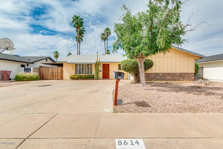8614 E ROSE Lane, Scottsdale, AZ 85250